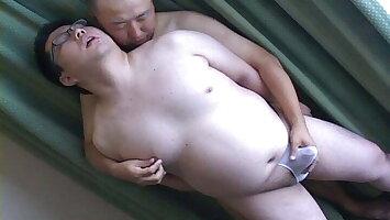 japanese Old Man 665