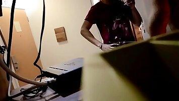 hidden camera frame !Quadro Câmera Escondida