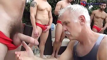 Speedo Inspection from Daddy
